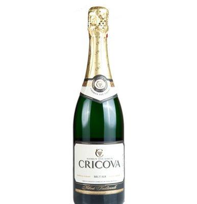 Vin Spumant Clasic Alb - Cricova